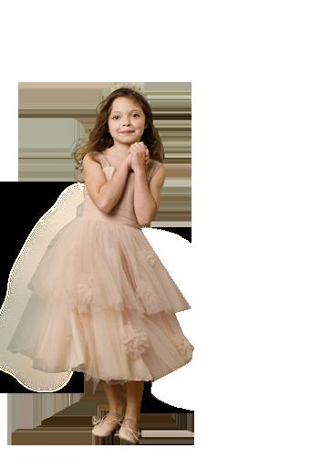 Bertula Kids çocuk Gelinlik Abiye Ve Elbise Imalatı Toptan Satışı